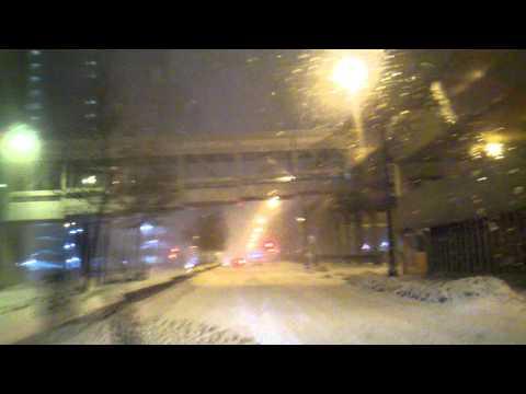 Minnesota Snow Storm