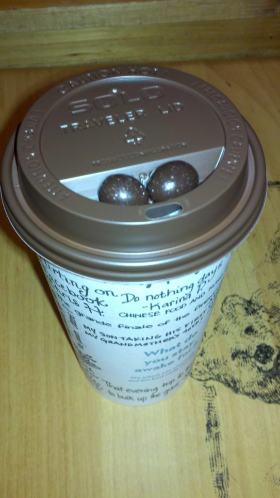 Caribou Coffee Mocha Chocolate-Covered Coffee Beans