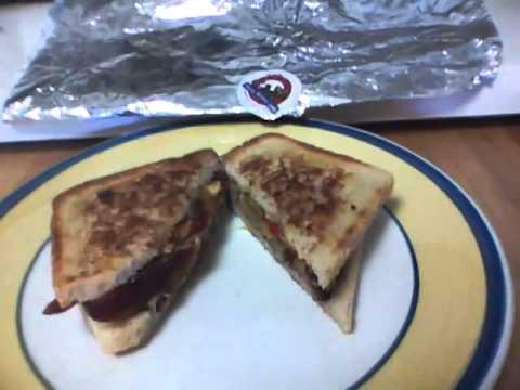 Cheeky Monkey Deli's Meatloaf Sandwich