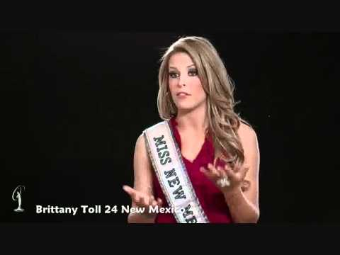 Miss Minnesota Believes Evolution Should Be Taught