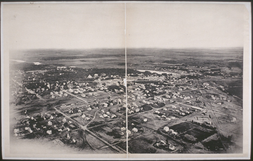 George R. Lawrence Photo: Hutchinson, Minnesota 1901