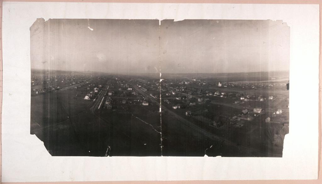 George R. Lawrence Photo: New Ulm, Minnesota 1906