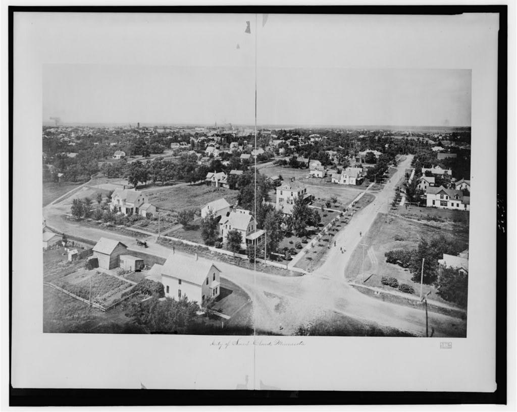 George R. Lawrence Photo: St. Cloud, Minnesota 1902