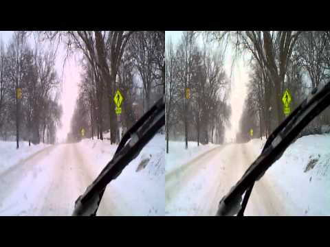 Twin Cities Blizzard…In 3D!