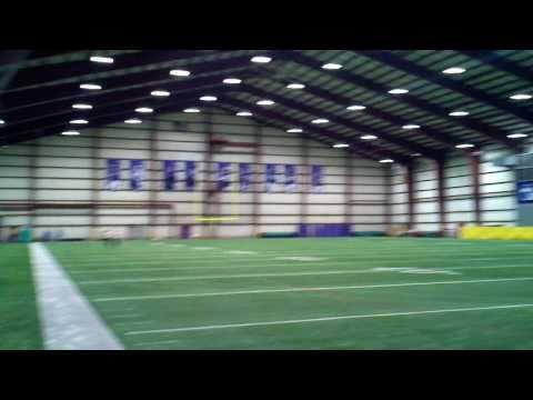 Inside Winter Park: The Vikings Indoor Field