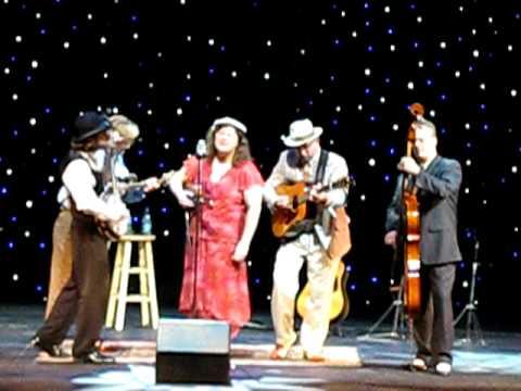 Winter Bluegrass Weekend