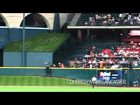 Fantastic Fan Frollick at Astros Game