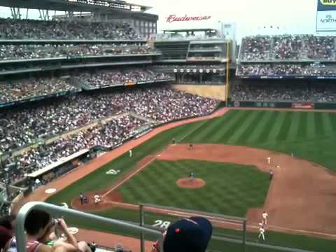 Fan Video: Jim Thome's 490 Foot, 596th Home Run Blast