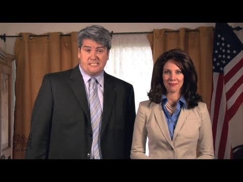 Marcus & Michele Bachmann Solve Marriage